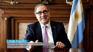 Embajada Argentina en USA 2020 - Contenido para Redes Sociales