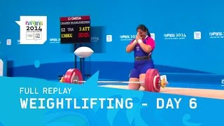 Weightlifting - Women