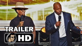 DEF COMEDY JAM 25 Official Trailer (HD) Dave Chappelle, D.L. Hughley Comedy Special