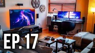 Room Tour Project 17 ft. Karl Conrad - Best Gaming Setups & Battlestations