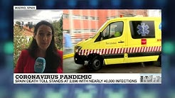 Coronavirus - Covid-19: Spain suffers worst day yet with another 514 deaths