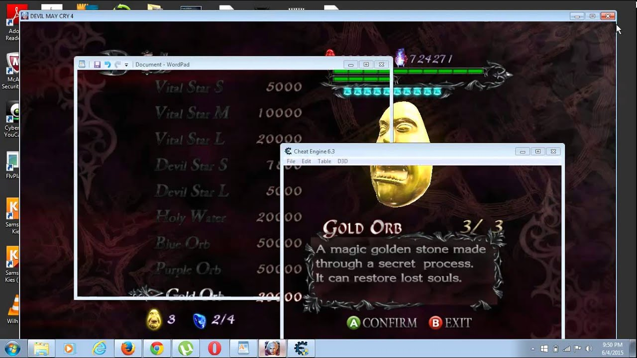 devil may cry 4 cheats pc cheat engine