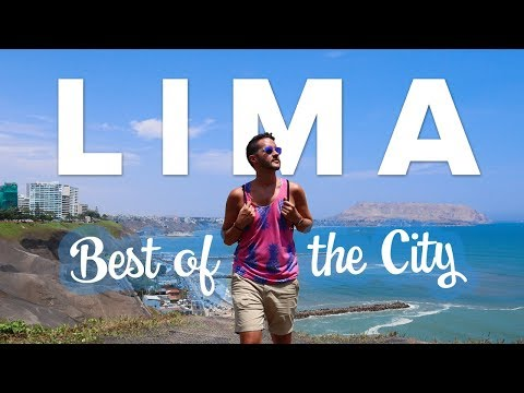 TOP 5 Things To Do In LIMA. We Can't Believe This Place! What To Do In Lima, Peru 🇵🇪