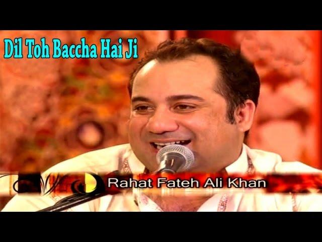 rahat-fateh-ali-khan-dil-toh-baccha-hai-ji-dew-music
