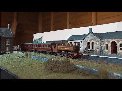 Model Rail magazine - Chris Leigh's layouts Part 3