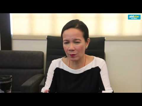 Grace Poe: Declare illegal drugs a national security threat