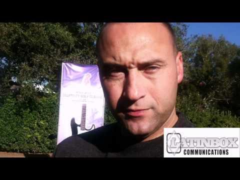 DEREK JETER TURN 2 FOUNDATION INTERVIEW