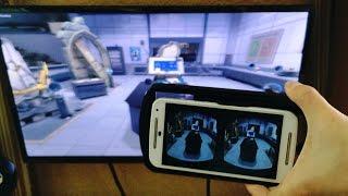 Как поиграть в виртуальной реальности без VR-очков