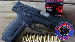 Shooting the Ruger American 45 ACP Semi-Automatic Pistol - Gunblast.com