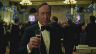 House of cards Trailer italiano