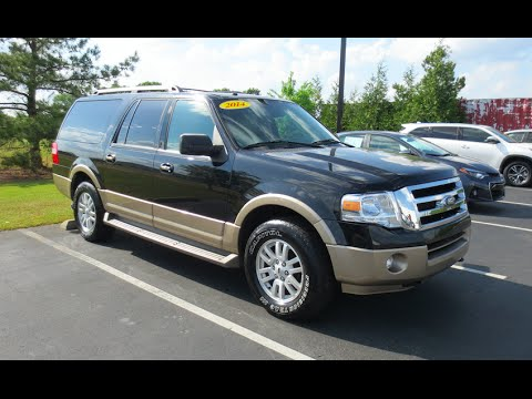 2014 Ford Expedition El Xlt Full Tour Amp Start Up At Massey