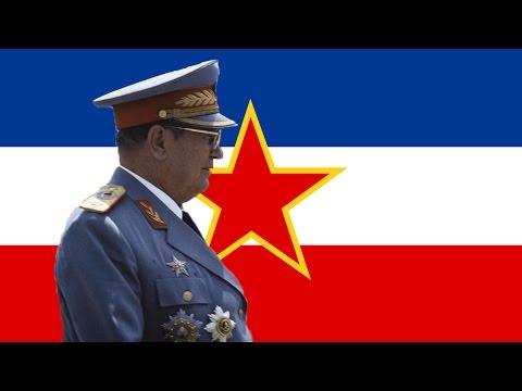 Уз маршала Tита! Uz Maršala Tita! We Are With Marshal Tito! (English Lyrics)