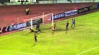 Torneo Apertura 2012. Jornada N° 12. Caracas FC - Estudiantes de Merida