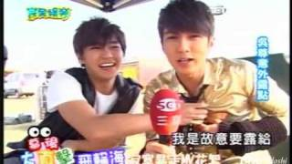 20081226-完全娱乐-幕后大直击-飞轮海寂寞暴走MV花絮-1