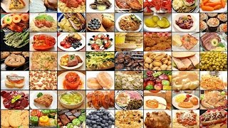 Национальные блюда  #1 Сочное и аппетитное видео с хорошей музыкой!!!