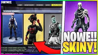 7 x NOWE SKINS FOR HALLOWEEN W FORTNITE SEZON 5!! SECRETY FORTNITE!!