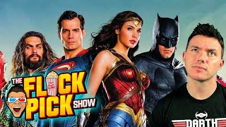 Snyder Cut of JUSTICE LEAGUE Officially Coming 2021! FLICK PICK SHOW