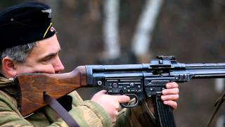 shooting with mp44 stg44