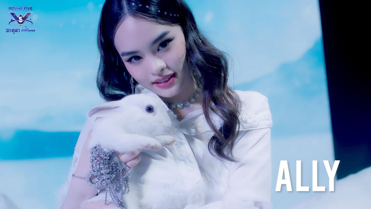 """RoV x ALLY x AR3NA - """"Ride On"""" Video Character 