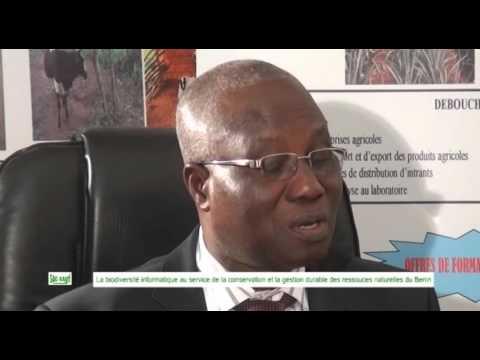 GBIF Bénin: 2ème partie (suite et fin) - Emission TV sur la biodiversité informatique