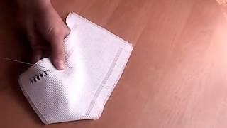 Вышивка мережкой