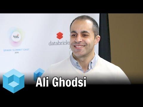 Ali Ghodsi – Spark Summit East 2016 – #SparkSummit – theCUBE