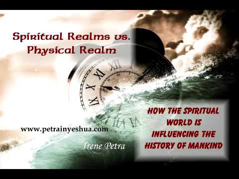 Podcast #2 SPIRITUAL REALMS VS. PHYSICAL REALM