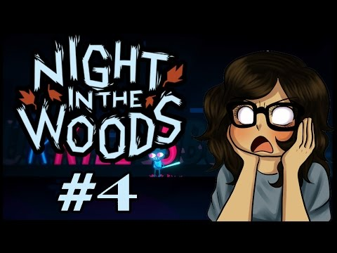 Night in the Woods #4- DON'T DO IT, MAE