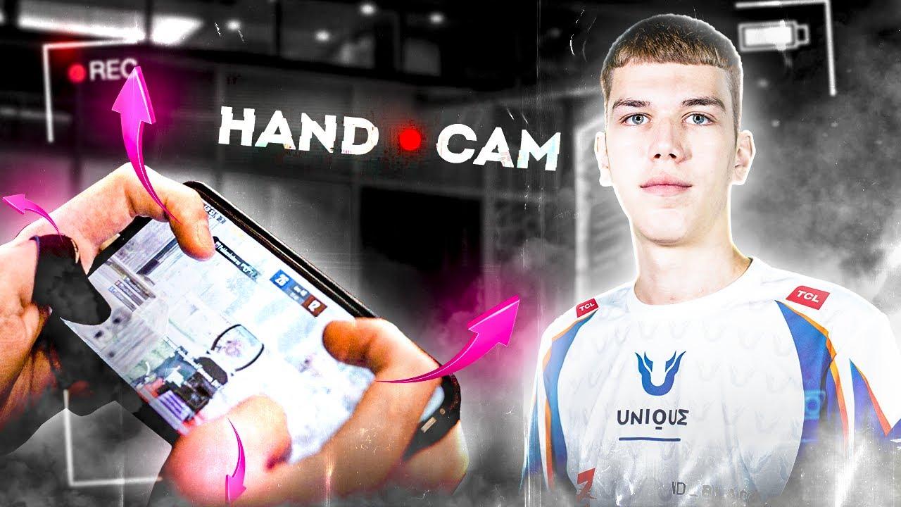 HANDCAM TDM TOFYZ Team Unique PUBG Mobile