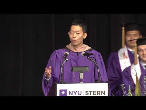 David Ko (President and COO of Rally Health) NYU Stern Baccalaureate Speech 2017