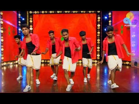 Flowers tv special dedication to Lalettan|Dsouls dance crew|