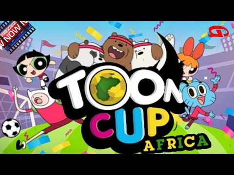 The Amazing World of Gumball: Toon Cup Africa -  Gumball Football Talent