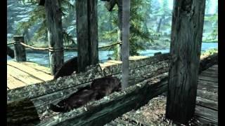 Чем можно заняться на лесопилке в Skyrim