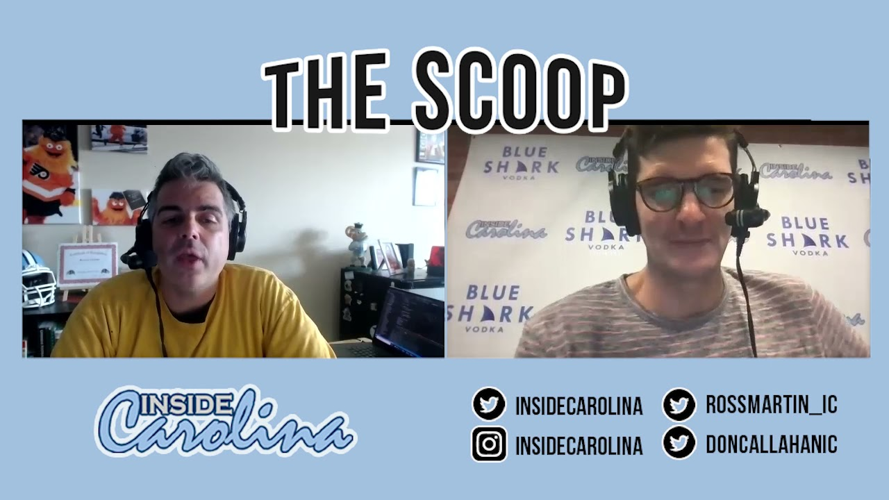 Video: The Scoop Podcast - George Pettaway, Zach Rice, & UNC After Two Games