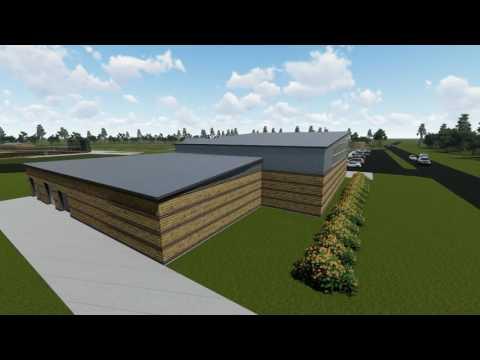 ST FREDERICK HIGH SCHOOL STREAM BUILDING