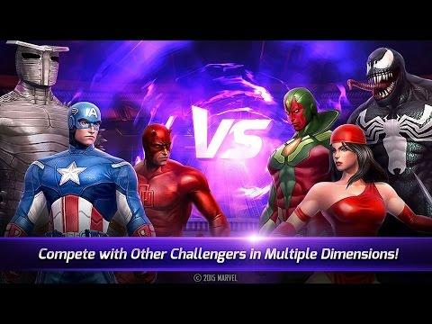 Download Marvel Future Fight Mod Apk v4.7.1 + Unlimited Gold + Unlimited Money