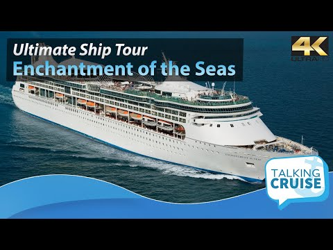 Enchantment of the Seas: Ultimate Cruise Ship Tour - 2017