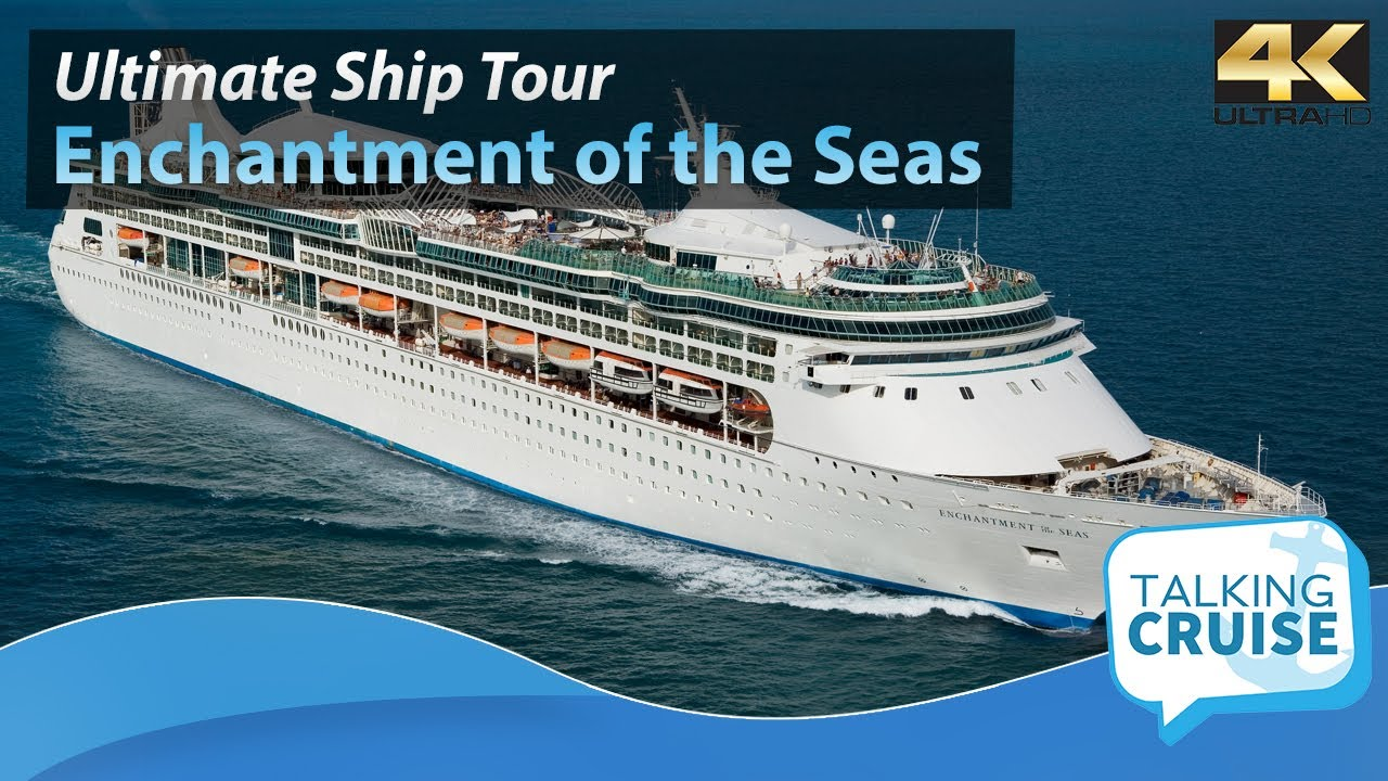 Enchantment Of The Seas Ultimate Cruise Ship Tour 2017