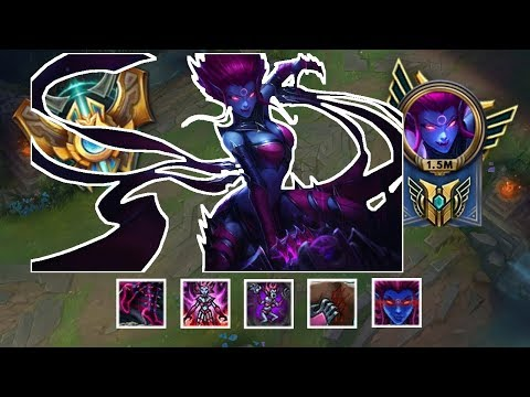 Evelynn Montage 2017 | Highlights Evelynn | New Evelyn Rework LOL | League Of Legends