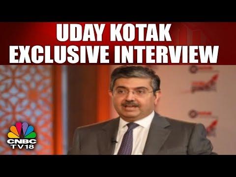 Uday Kotak Exclusive Interview   PNB Fallout: Governance Premium Lost?   CNBC TV18