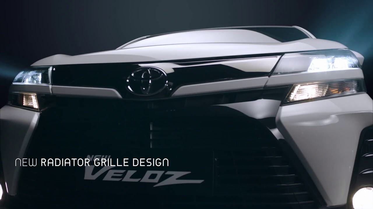 Toyota Avanza Veloz 2019 Commercial