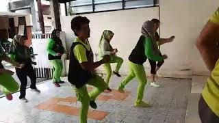 Aerobic Pemula Kreasi Joged Dangdut Cilandak