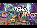 Il Tempo Secret Mage spacca i C***I | Hearthstone