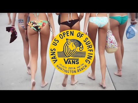 Vans US Open Of Surfing | Hungtinton Beach 2014