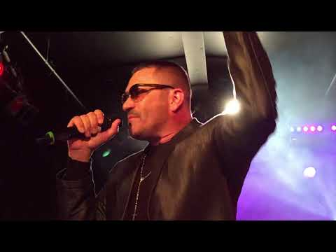 George Michael (tribute) Wake Me Up Before You Go Go - Live Butlins Bognor October 2017