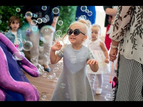 День Рождения дочки Дмитрия Пескова и Татьяны Навки