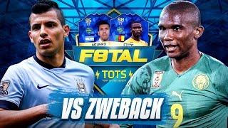 F8TAL TOTS AGUERO! VS ZWEBACKHD!!! | FIFA 16