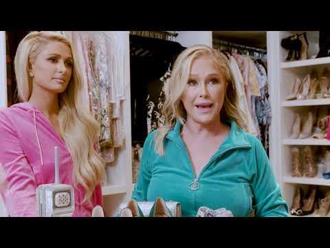Kathy Hilton's Closet Tour