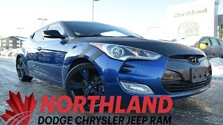 Walk Around 2016 Hyundai Veloster | Northland Dodge | Auto Dealership in Prince George BC