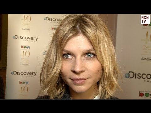Clémence Poésy Interview - The Tunnel & Stephen Dillane